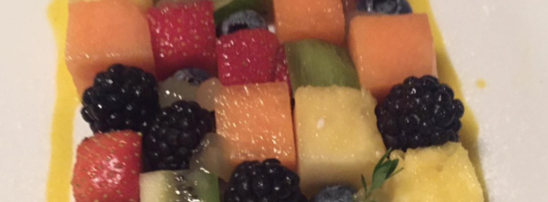 Siamo alla frutta! Ma non è mica un male