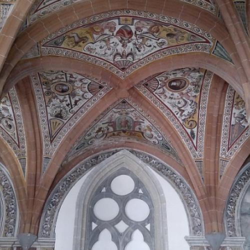 La sala capitolare del complesso di San Lorenzo Maggiore torna a splendere
