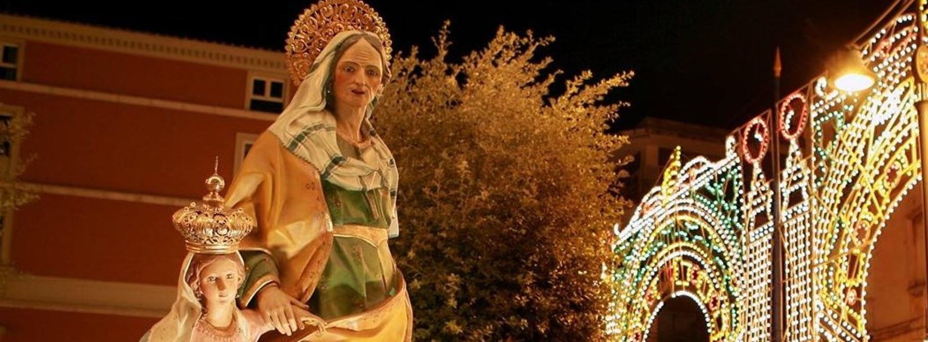 Festa di Sant'Anna a Caserta. Domenica la giornata clou