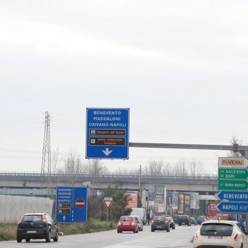L'Interporto Sud Europa avrà lo svincolo autostradale