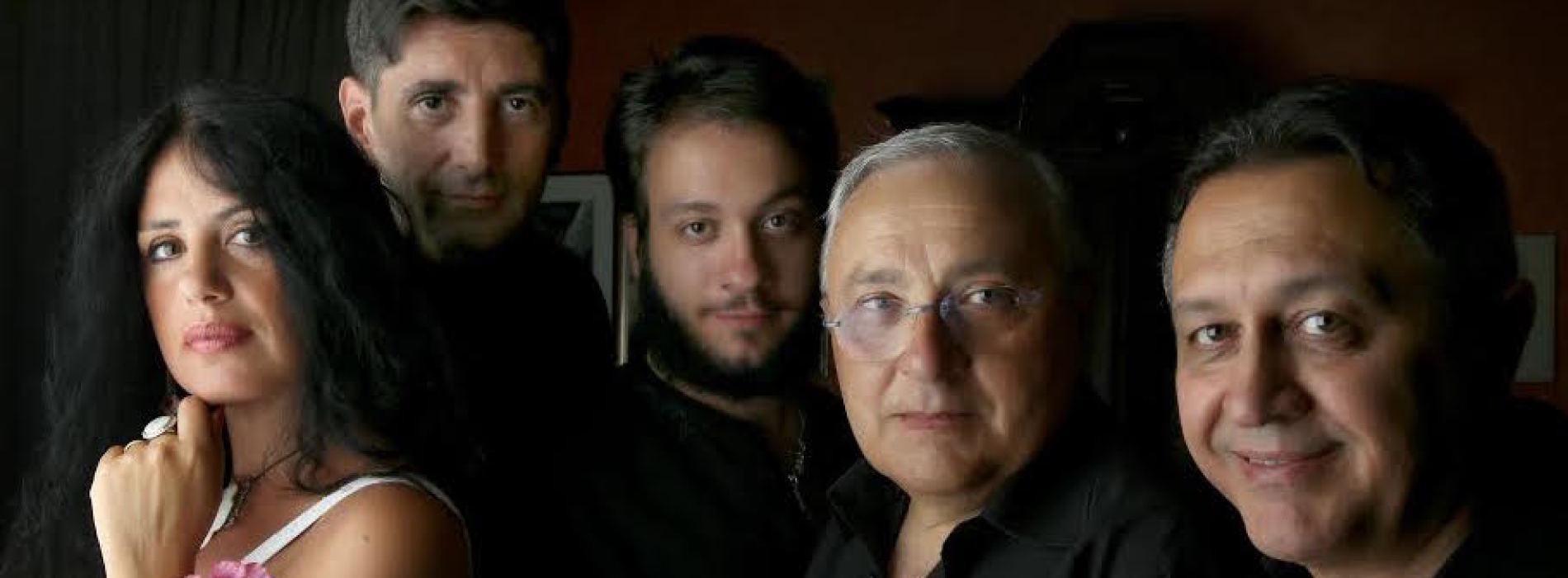 Musica al Duel di Caserta, i Nantiscia presentano il primo cd