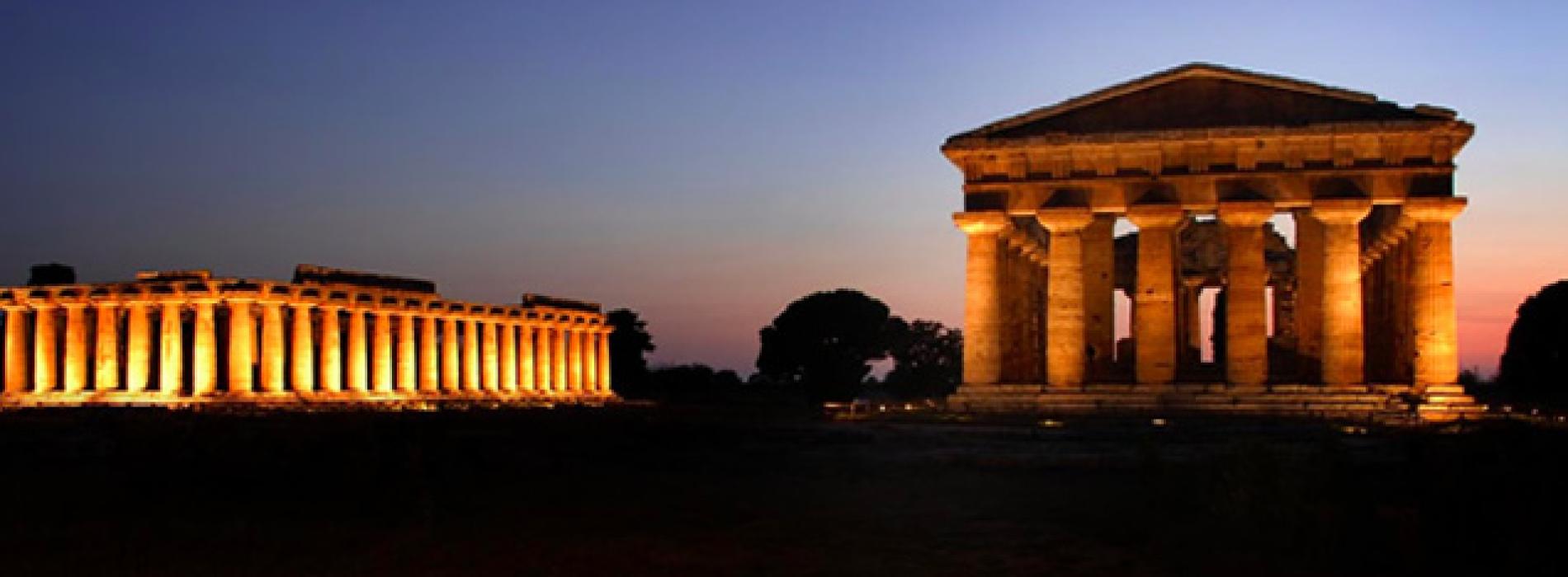 Paestum, notti di musica tra i templi