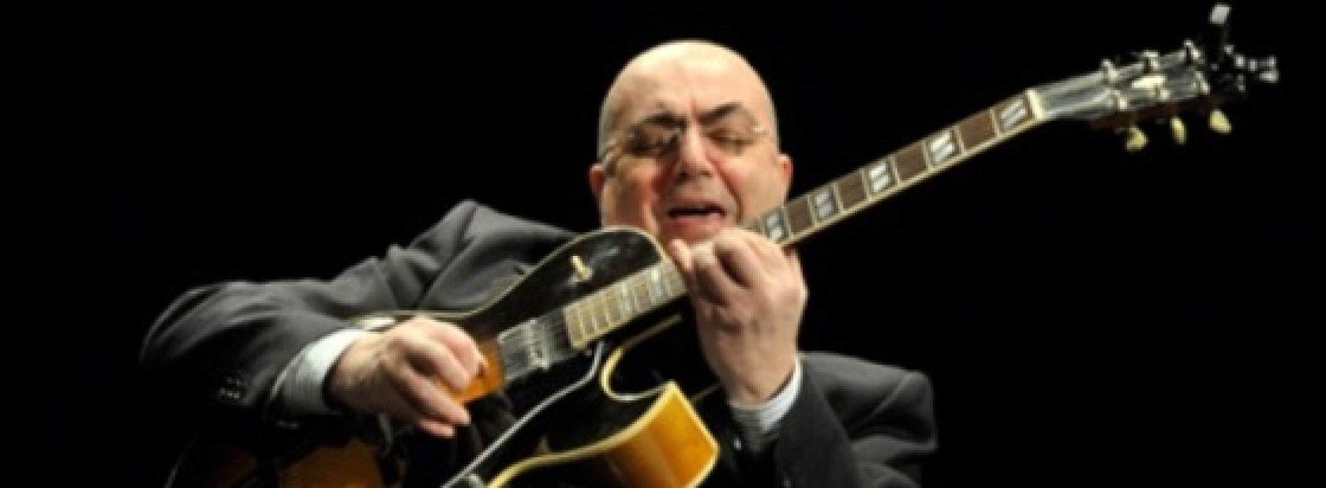 Il jazz di Pietro Condorelli a Paduli, concerto-spettacolo