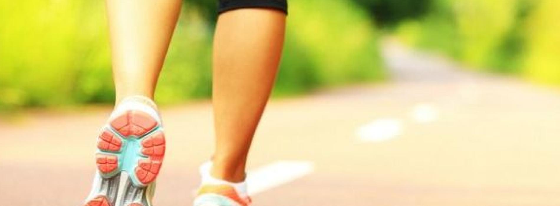 Camminare fa bene al benessere fisico e psicologico