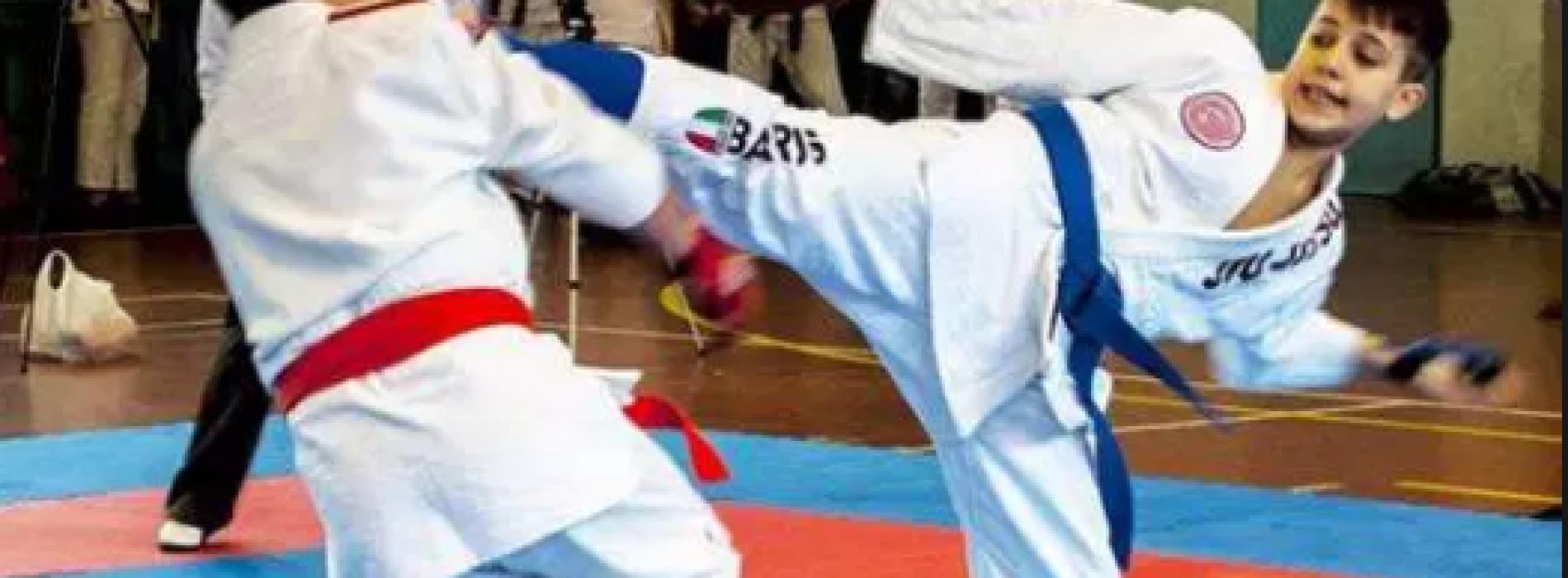Ju-Jitsu. Giuseppe Pio Castiglione convocato a Cipro per il KitionAthletic Center