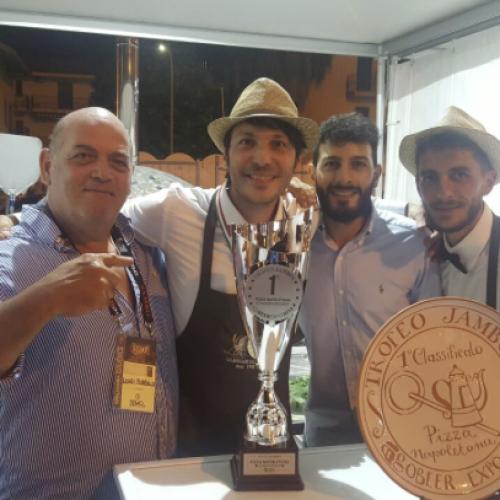 Il pizzaiolo Salvatore Lioniello conquista il GoBeer Expo 2016
