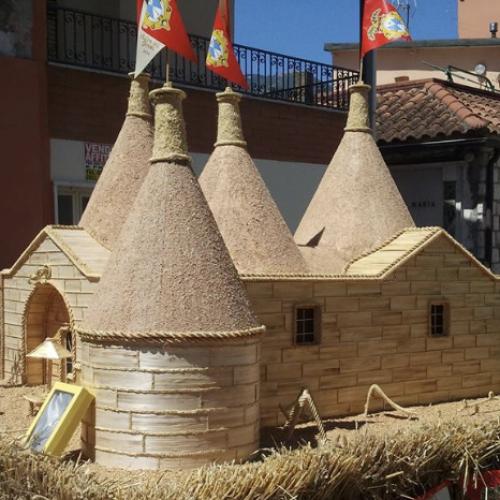 Foglianise, un mondo in miniatura fatto di grano