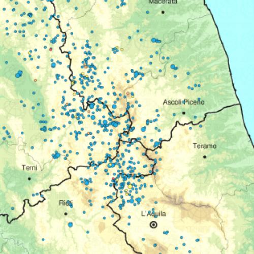 Terremoto in Appennino. A Caserta nessun danno