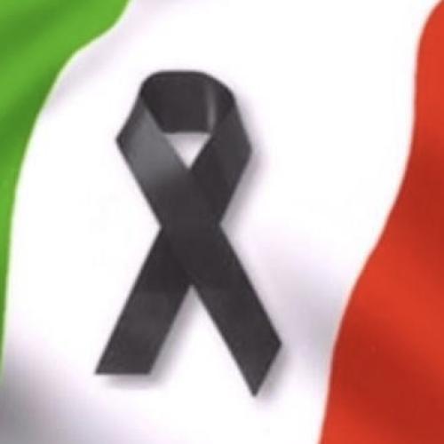 Sisma, Felicori interviene sulla giornata di lutto nazionale