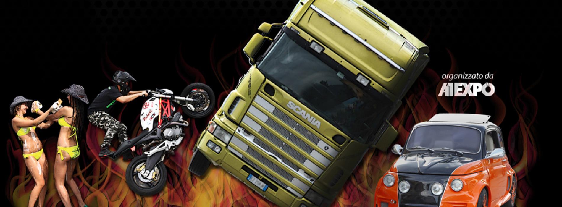 Truck in Sud, lo Show dei Motori. Seconda edizione