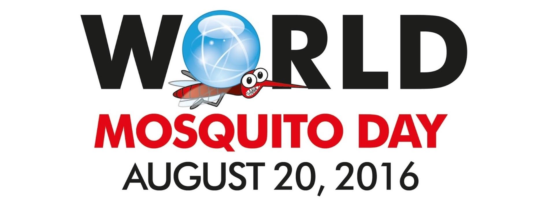 World Mosquito Day, ma non è la festa della zanzara