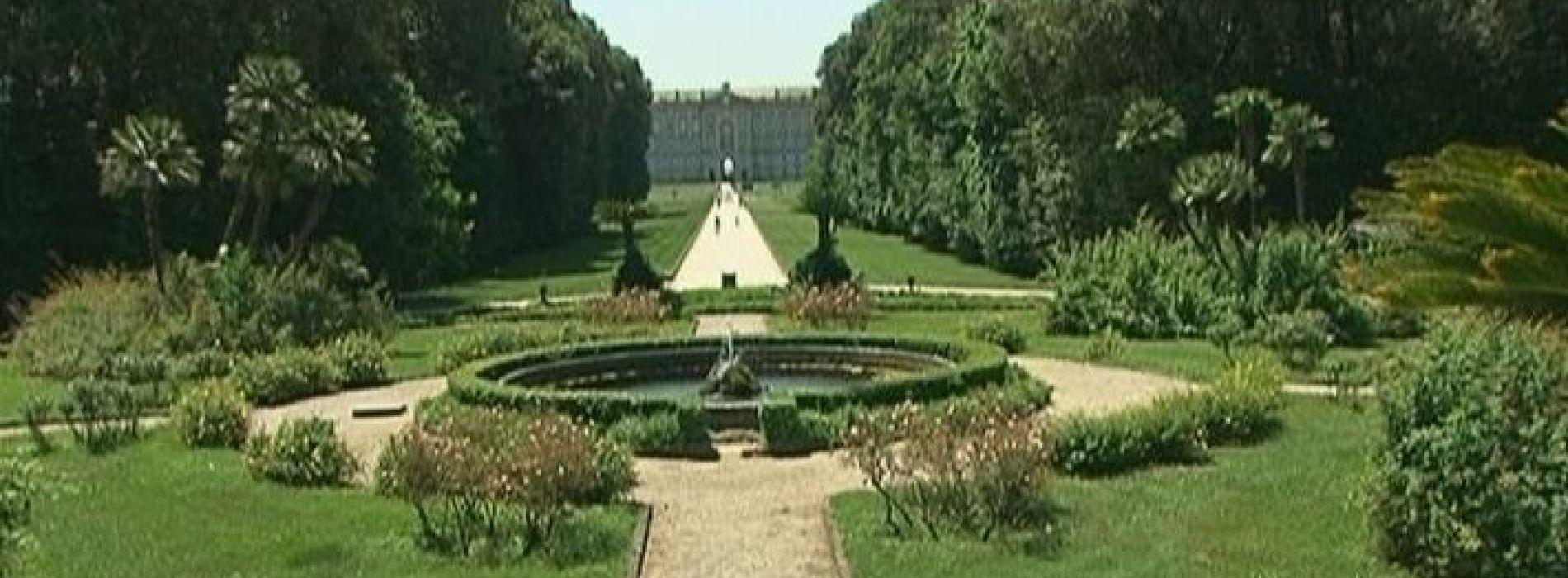 Parco della Reggia. Entrata da Ercole per gli abbonati