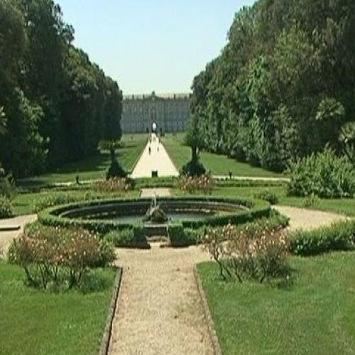 Destinazione giardini, Trenitalia omaggia il Parco della Reggia