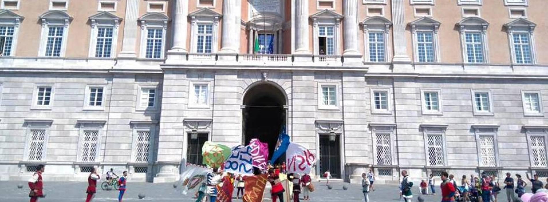 Sisma, la Reggia di Caserta raccoglie più di 20mila euro