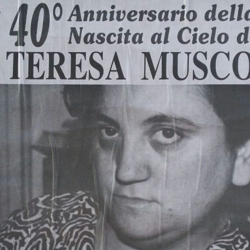 Teresa Musco a 40 anni dalla morte. Resta il mistero
