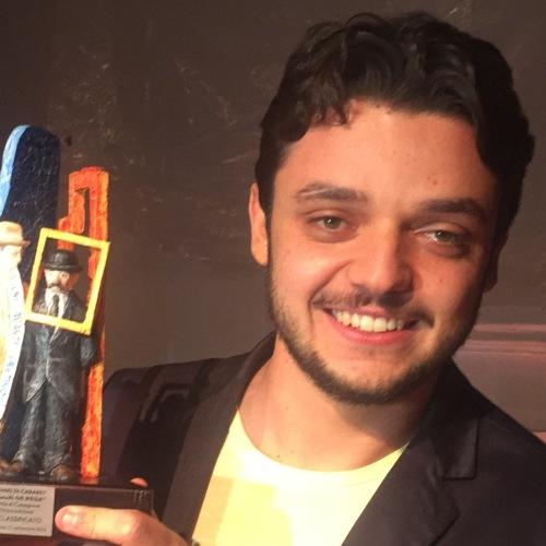 Il premio Fratelli De Rege a Luca Bruno