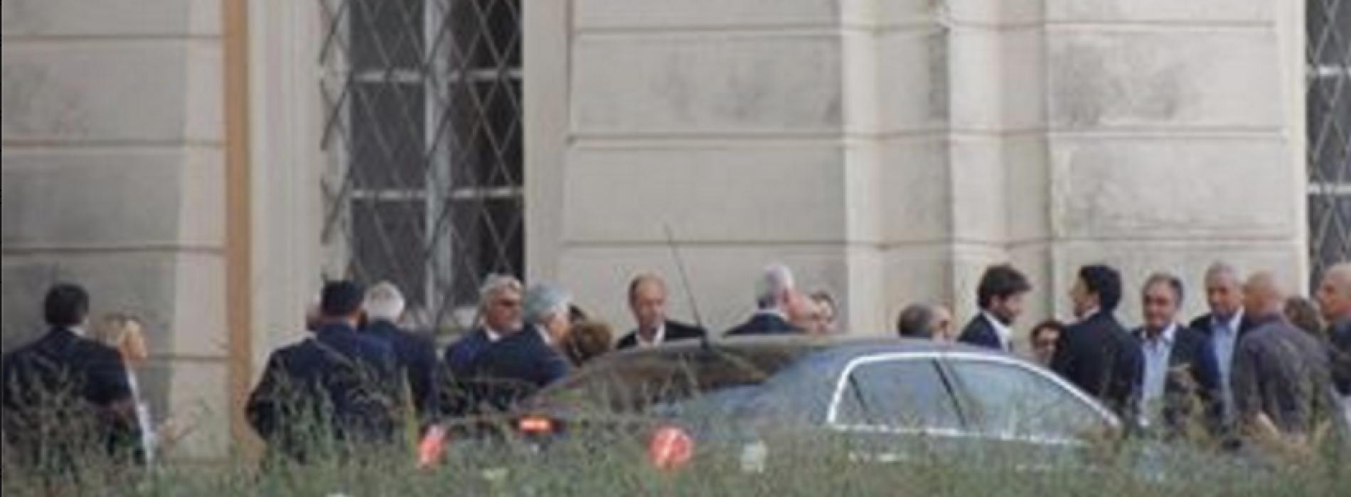 E venne il giorno di Renzi. Visita alla Reggia di Carditello