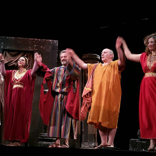 L'eterna storia de I menecmi sul palco di Artestate