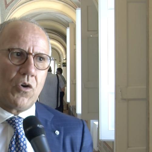 Pietro Raucci, presidente Commercialisti Caserta