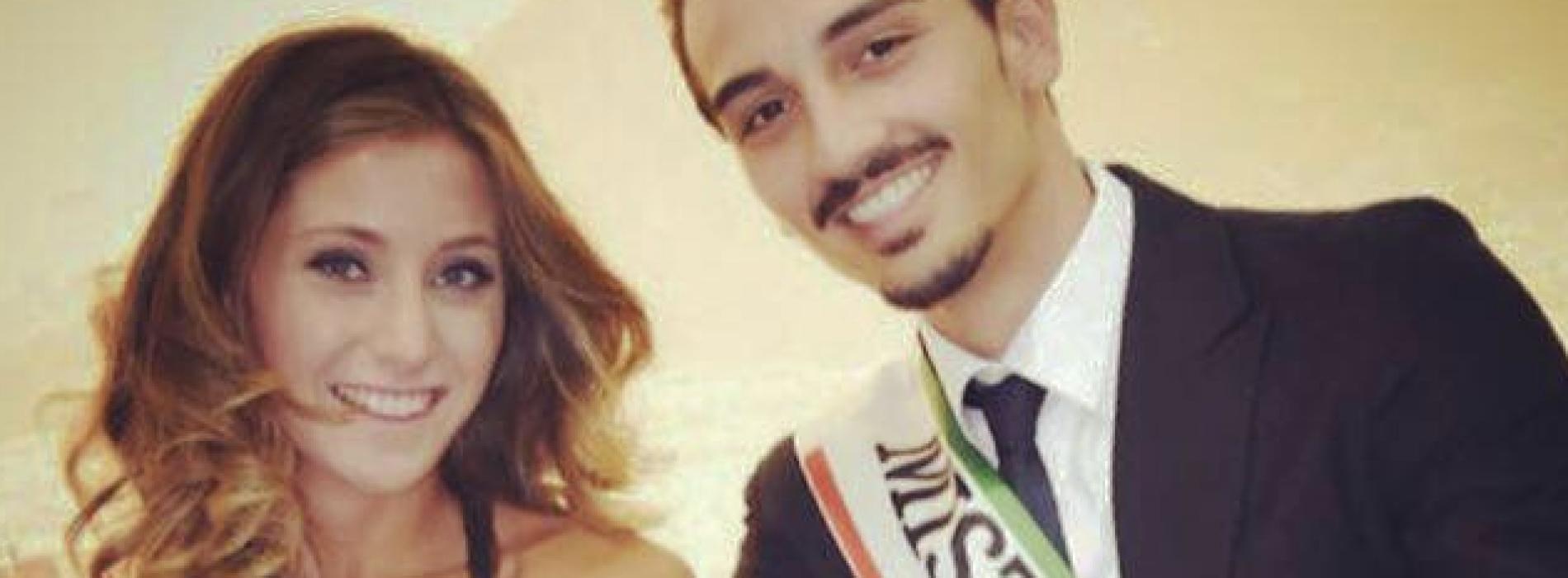 Alla casertana Carola d'Ambra la fascia Miss Campania