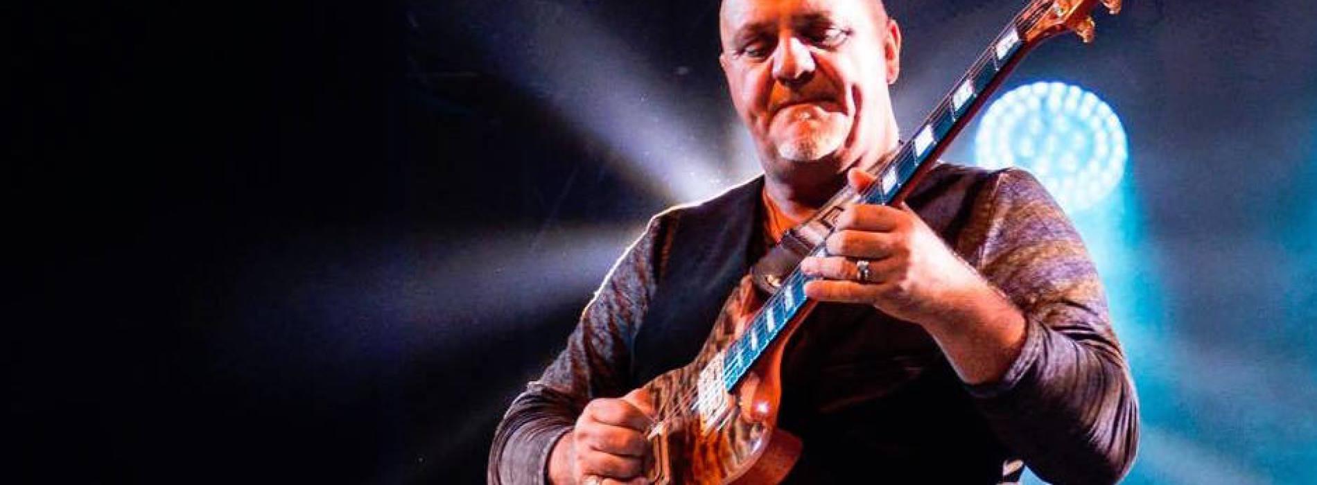Frank Gambale, la chitarra che viene da lontano