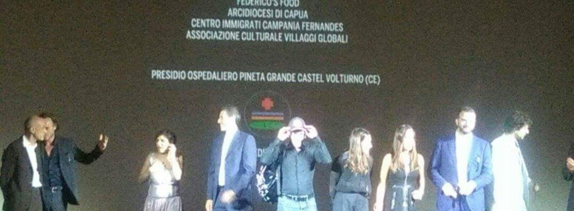 "Edoardo De Angelis, trionfo in laguna ""made in Caserta"""