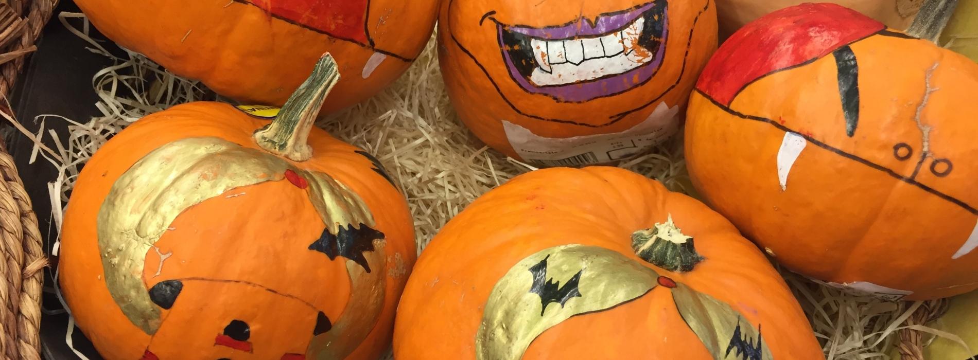 Halloween a Caserta, la grande notte della magica zucca