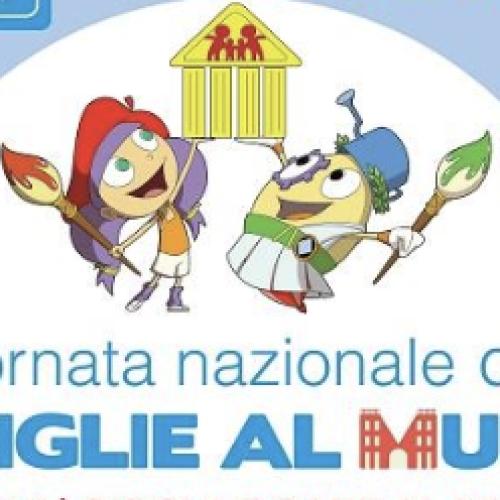 Giornata Nazionale delle famiglie al Museo. Domenica 9 ottobre