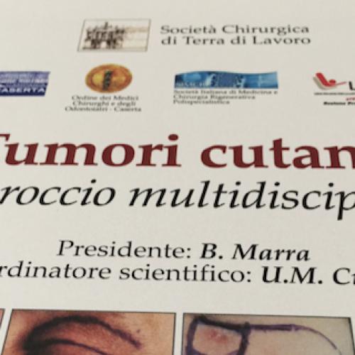 Bruno Marra presidente Società chirurgica Terra di Lavoro
