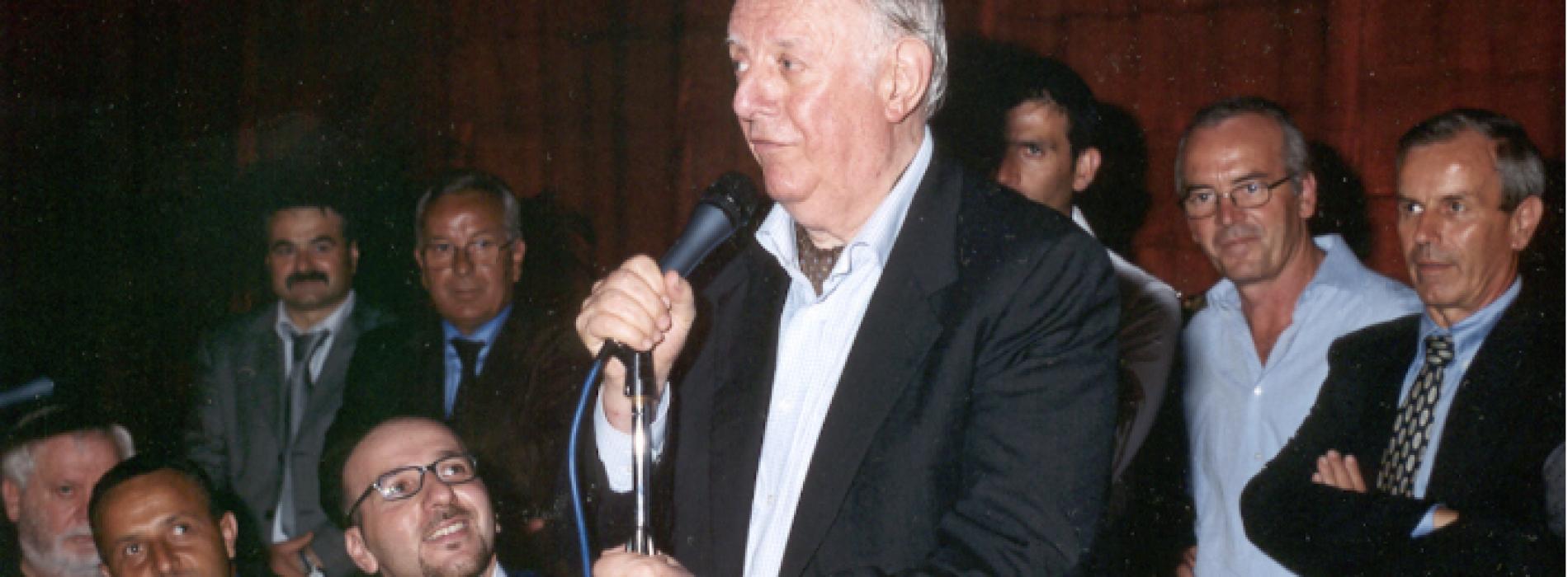 """Dario Fo, il premio Nobel che aveva """"casa"""" a Sant'Arpino"""