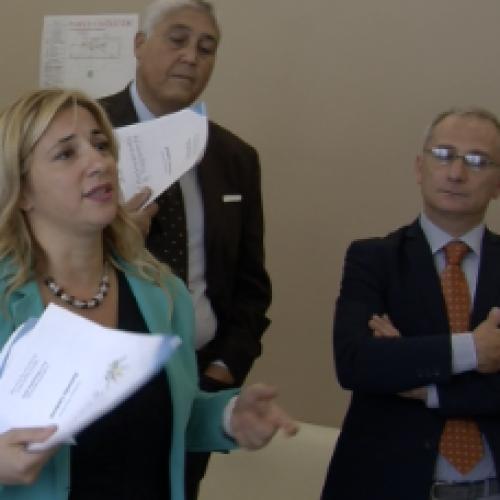 Giuliana Di Caprio candidata lista Rinnovamento & Trasparenza