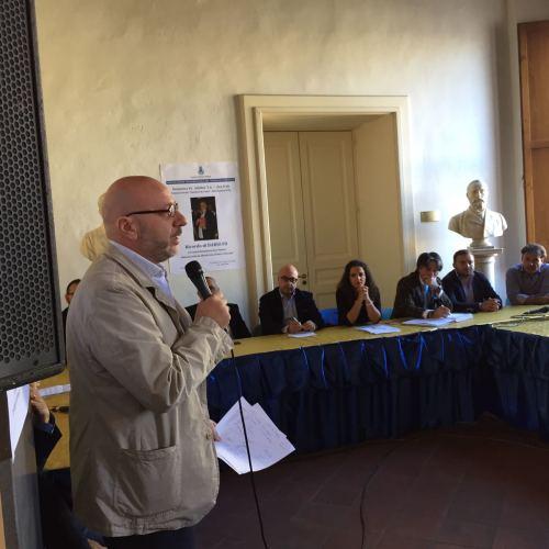 """Sant'Arpino, i ricordi di Dario Fo e la """"pelle"""" di Napoli"""