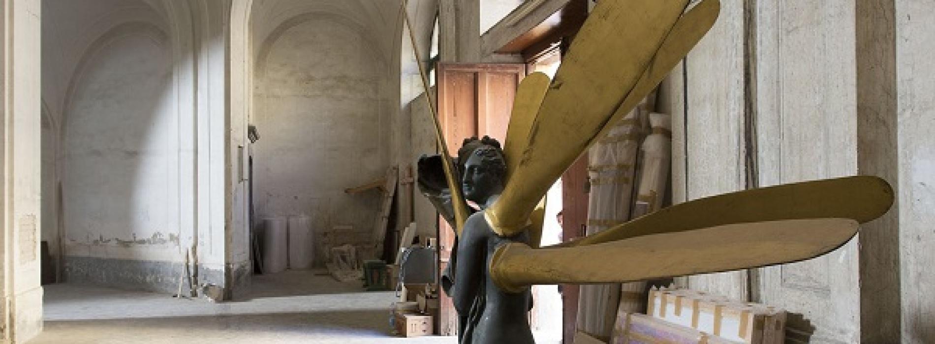 Casa Morra, nasce a Napoli un nuovo museo d'arte