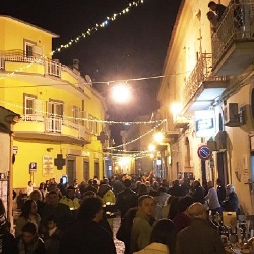 La Notte di Diana a San Prisco. Buona la prima!