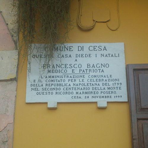 Medico e rivoluzionario, ecco chi era Francesco Bagno