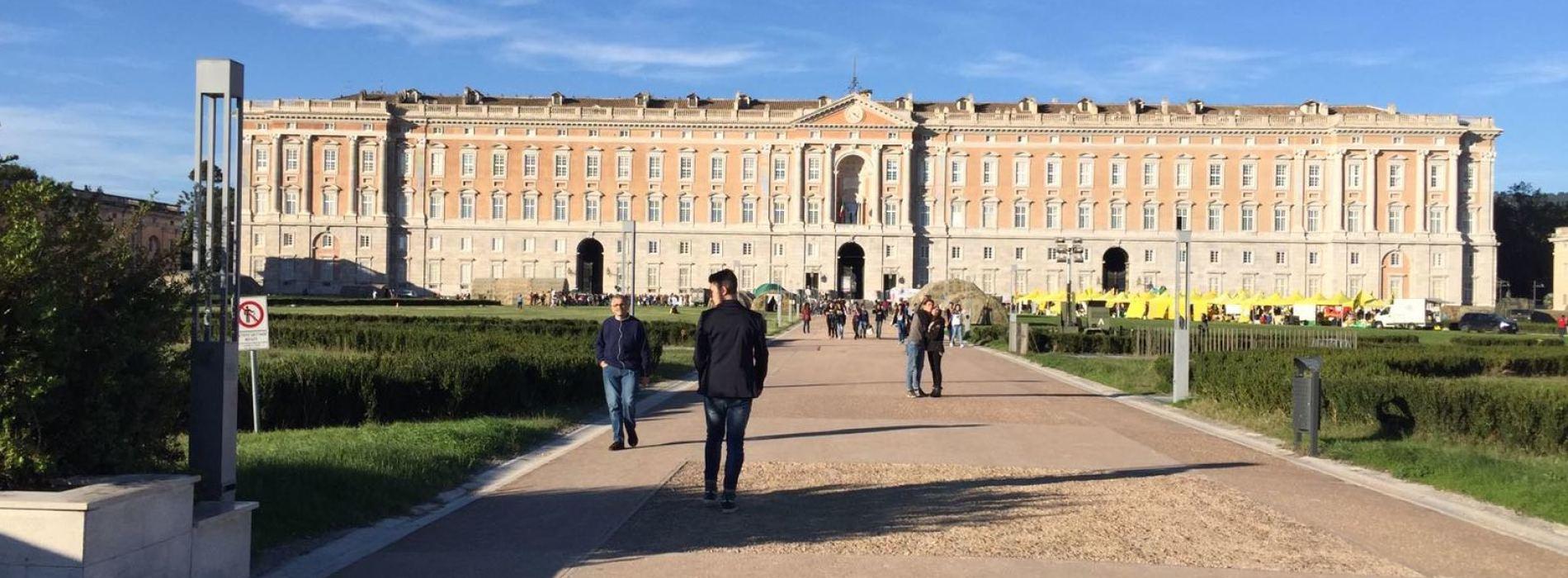 Reggia di Caserta, a Pasqua e Lunedì in Albis visite limitate