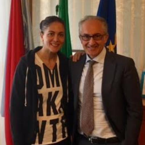 A Rosanna Marziale il premio Ma_Donna Fiorentina