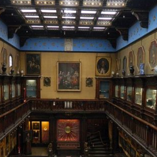 Museo civico Gaetano Filangieri. Un altro pezzo d'arte napoletano