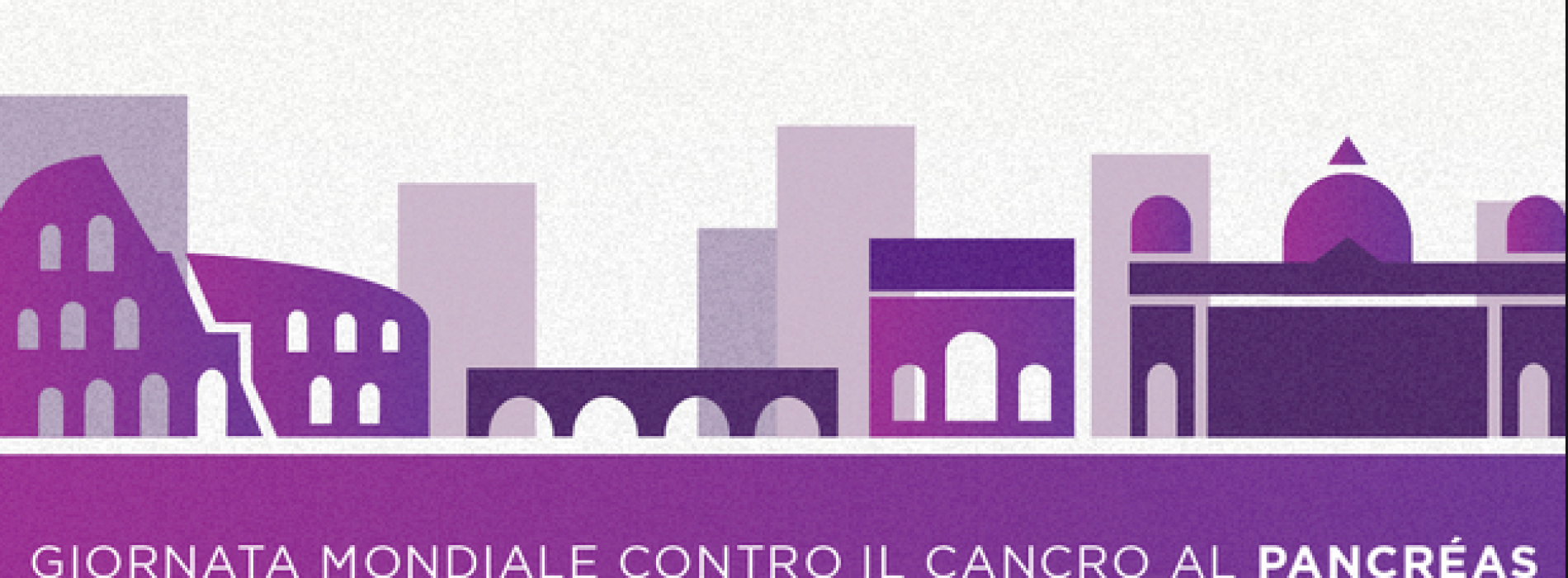 Giornata mondiale per la lotta al tumore al pancreas