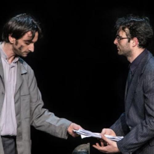 Week end teatrale al Piccolo teatro Cts di Caserta