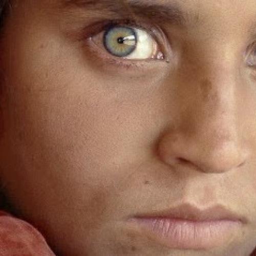 Al PAN la ragazza afgana e altre storie di Steve McCurry