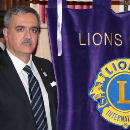 Lions Club Caserta Terra di Lavoro. Visita del Governatore del Distretto