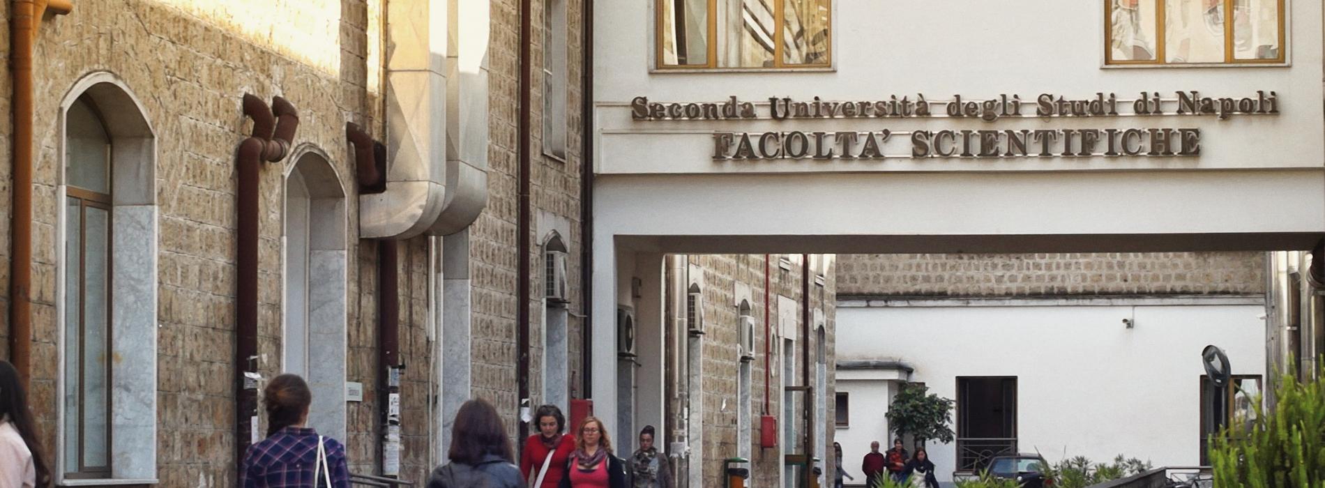 Università Luigi Vanvitelli, la Sun cambia nome