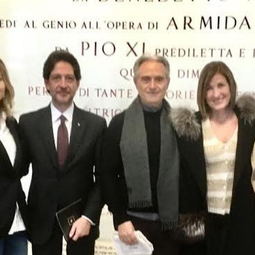 Tenuta Fontana a Roma per una gustosa iniziativa solidale