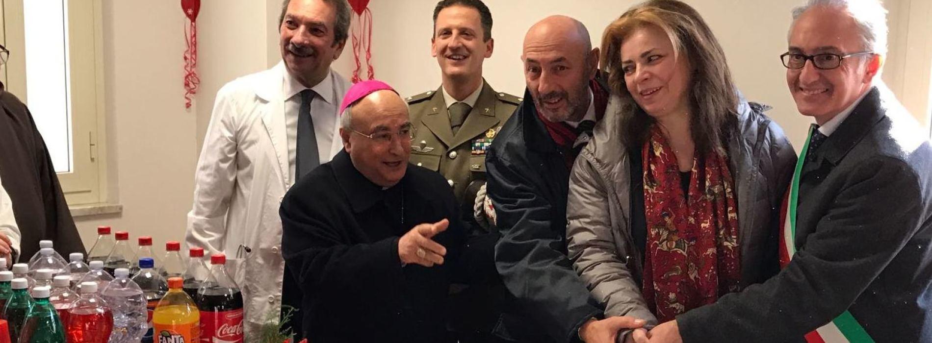 Natale Insieme all'Ospedale di Caserta, è festa per i bimbi