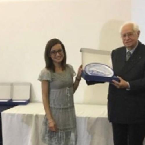 Premio Best Practices per le startup. Vince Sandro Bovelli