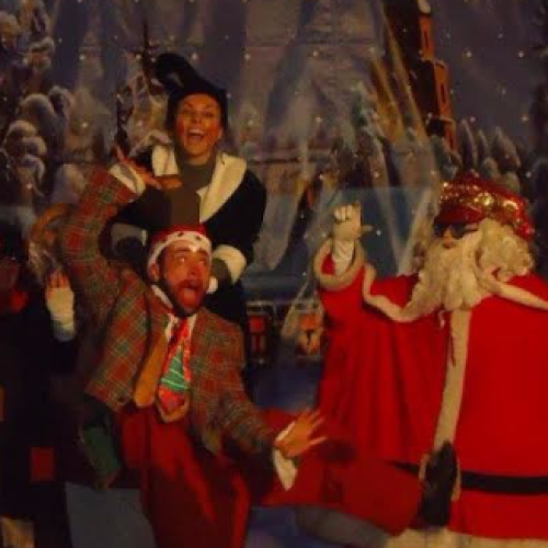 Una befana salverà il Natale. A teatro con mamma e papà