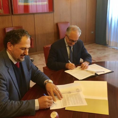 Promozione turistica, accordo tra Comune e Università