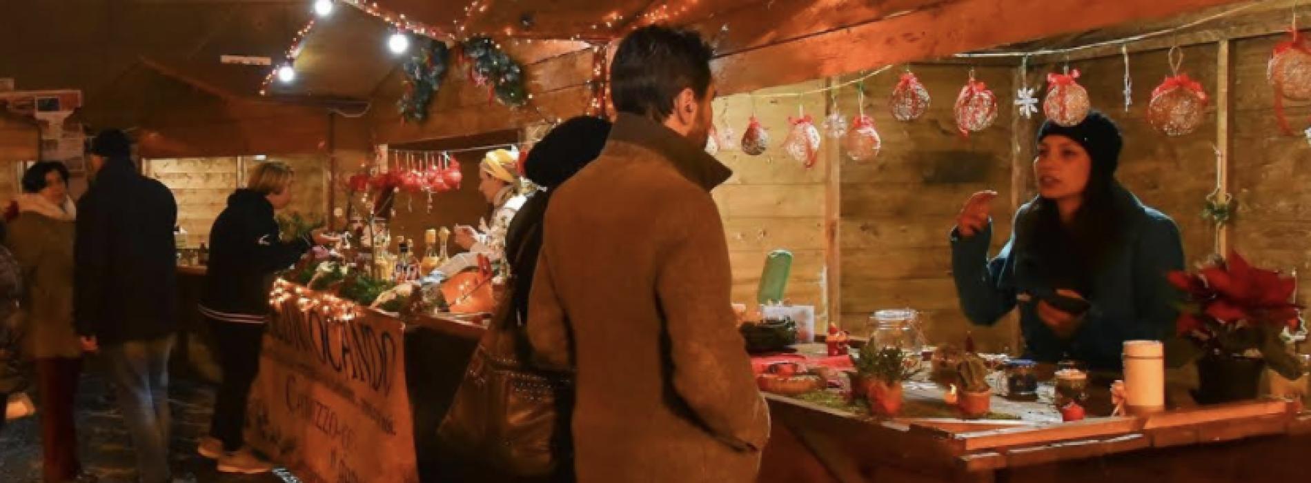 Ecco i mercatini di Natale a Caiazzo