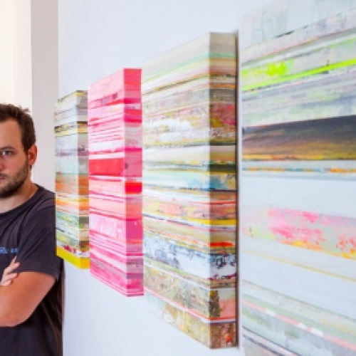 Paolo Bini, dal Premio Cairo alla Reggia di Caserta